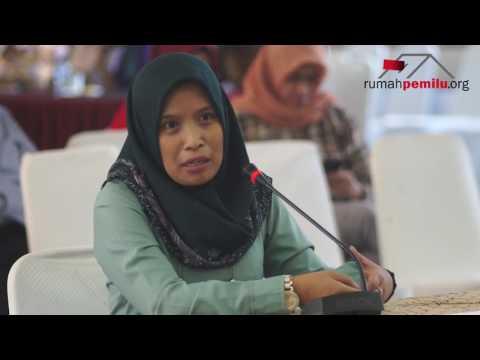 Calon Anggota Bawaslu RI Syafrida Rachmawati Rasahan, SH