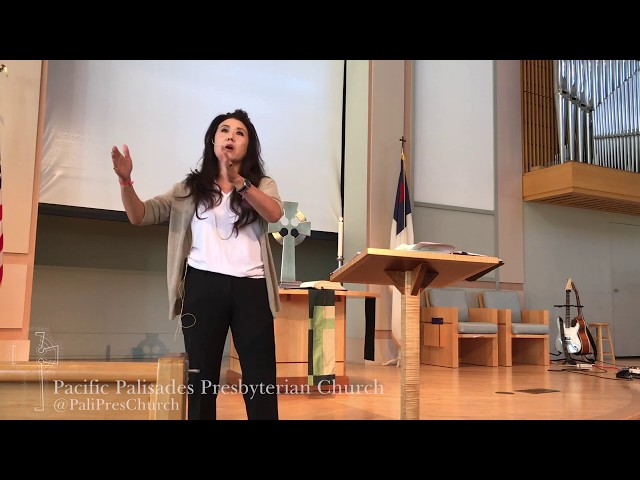 Broken - Sermon by Pastor Grace Park on August 11, 2019
