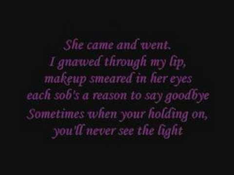 Atreyu  Right Side Of The Bed  LYRICS