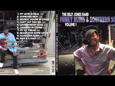 Im Yo Freak - The Billy Jones Band