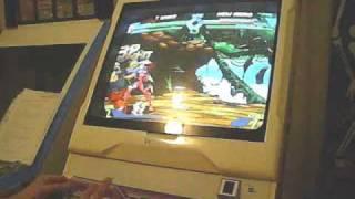 X-Men vs Street Fighter - Rogue Infinite