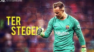 Marc-André ter Stegen ● The Wall ● 2017/18 HD