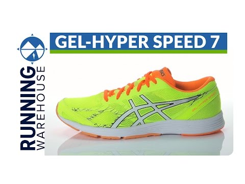 asics gel hyper speed