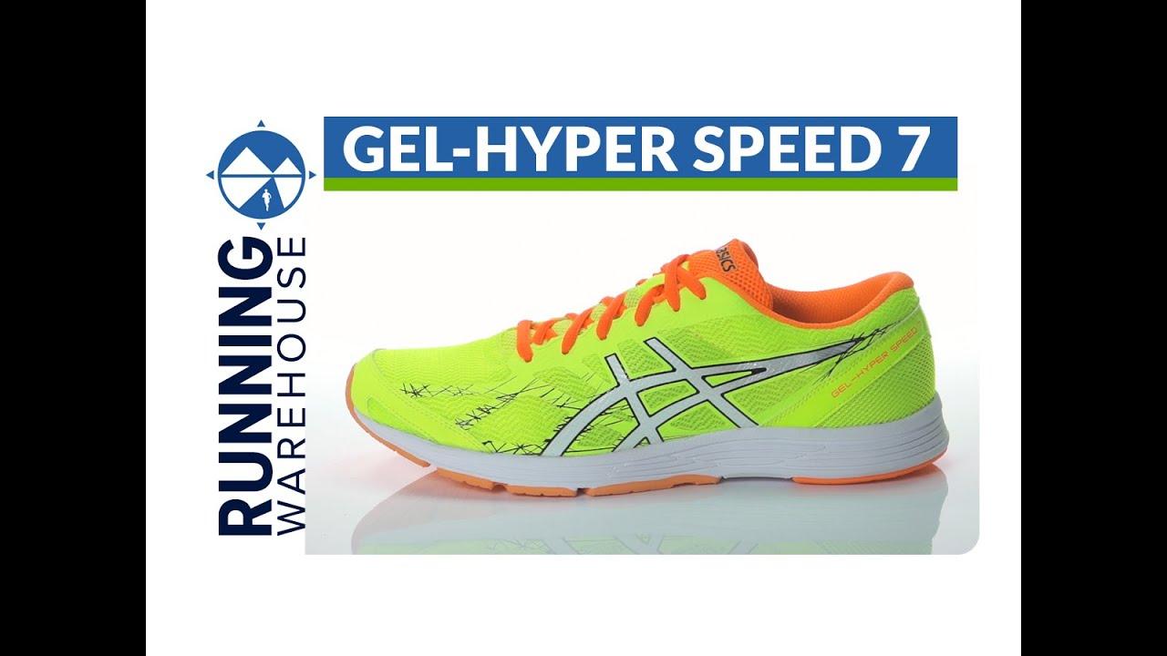 promo code a6408 65582 Asics Gel-Hyper Speed 7 for men
