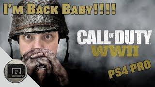Call of Duty WW2 Stream!!! I