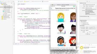 Google Blogger App in Swift