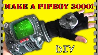 How to Make a Pip-Boy 3000 Fallout Tutorial