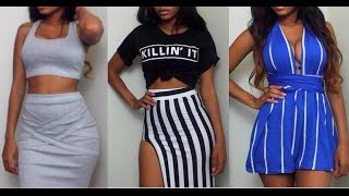 HUGE Try-On Haul | New Dress, Dresslily, HQB & more!!