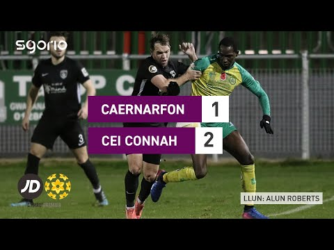 Caernarfon Connahs Q. Goals And Highlights