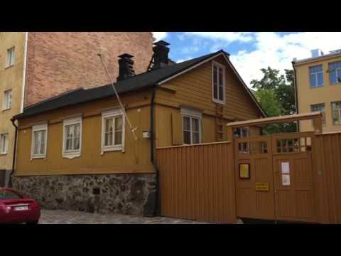 Burgher's House Museum (Helsinki, Finland)