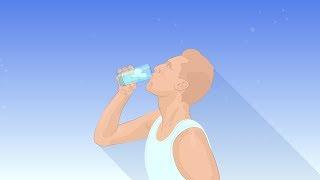 Ich war absolut überrascht, wie gut es mir tut, dass ich kein kaltes Wasser mehr trinke!