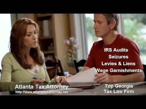 Atlanta Tax Attorney|Tax Lawyers  in Atlanta GA|Georgia Tax Attorneys