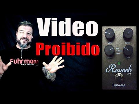 Video Proibido para iniciantes - Reverb Fuhrmann RV-1