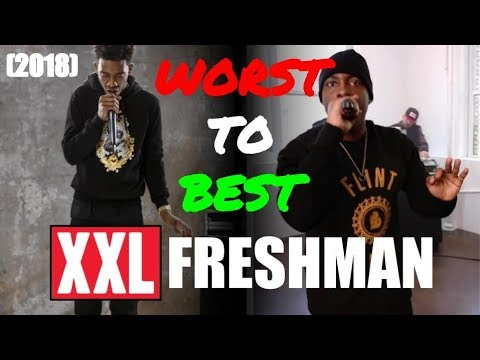 Brooklyn - ALL 80 XXL Freshman Cyphers RANKED from Worst to Best