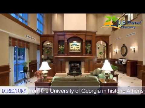 Hilton Garden Inn Athens Downtown - Athens Hotels, Georgia