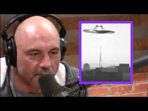 Joe Rogan - UFO Believers Disregard Logic