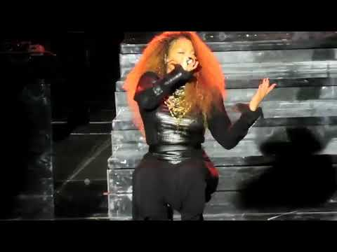 """Janet Jackson """"Unbreakable World Tour"""" 2015 - """"Anytime, Anyplace"""""""