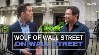Interview on Wall Street NYC 2018 #InteractiveServices