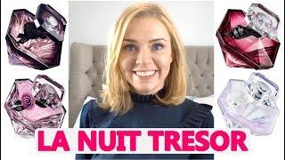 LANCOME LA NUIT TRESOR RANGE | PERFUME REVIEW | Soki London