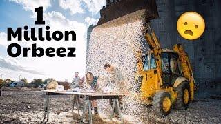 3 MILLIONEN ORBEEZ vs bagger 😱 | Julienco