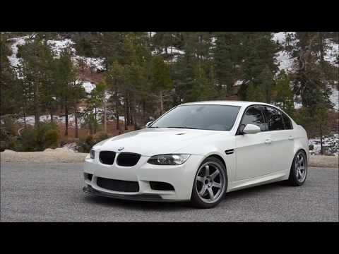 BMW M3 E90 - MPE with Challenge Sport X-Pipe