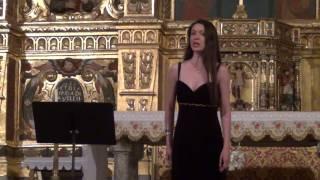 O.Kozarenko \LIncontro\ - Oleksandra Deriy, soprano