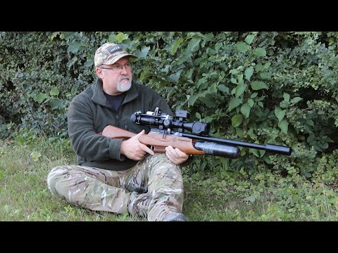 The Airgun Show – fruit farm rabbit and pigeon hunt, PLUS the Lee Enfield Sentry…