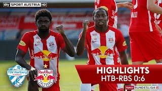 Tipico Bundesliga, 24. Runde: Tsv Hartberg - Fc Red Bull Salzburg 0:6