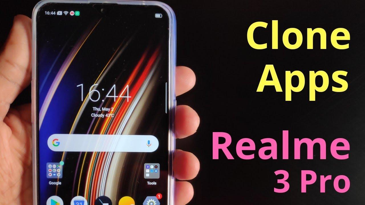 Clone Apps in Realme 3 Pro [ Dual App ]