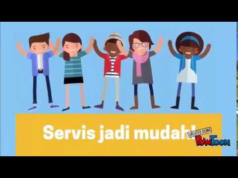 Servisan.id - On-demand electronics service #indonesiabutuhkita #sociodigi2017