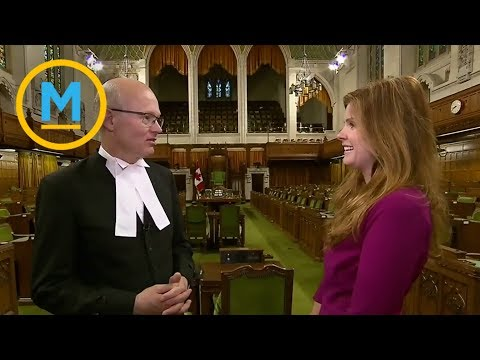Lindsey explores Canada's Parliament Buildings | Your Morning