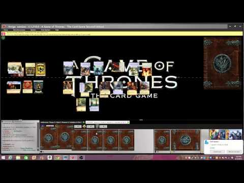 Game Of Thrones LCG 2.0 OCTGN Tournament Round 1