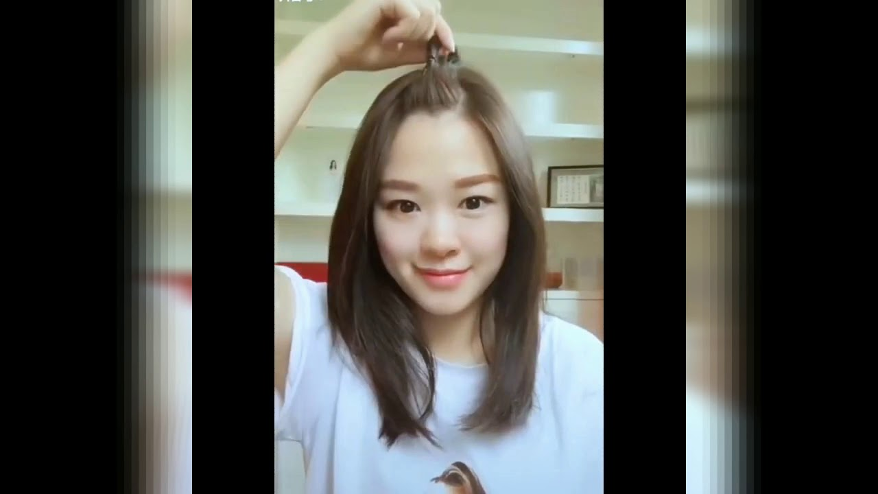 11 korean female top hairstyle hottest hair trends - YouTube