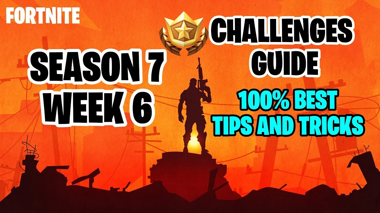 Fortnite season 7, week 6 challenge guide: Search for chilly gnomes