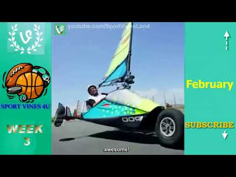 You cant STOP laughing -  Best Sports Vines 2016 - FEBRUARY Week 1  # 1