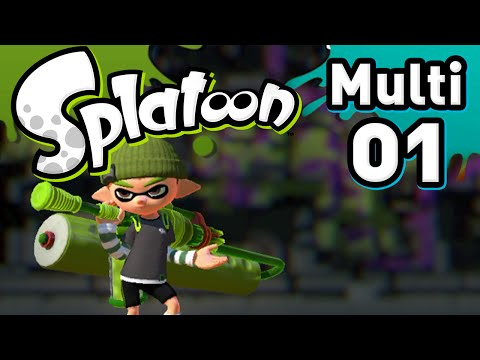 SPLATOON - Multi #01 - Dépucelage ft. Rath