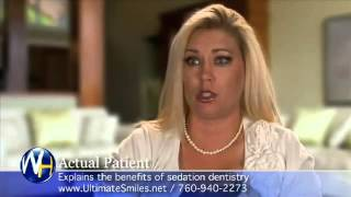 Patient Shares Testimonial for Sedation Dentistry in Oceanside, CA With Dr. Henninger