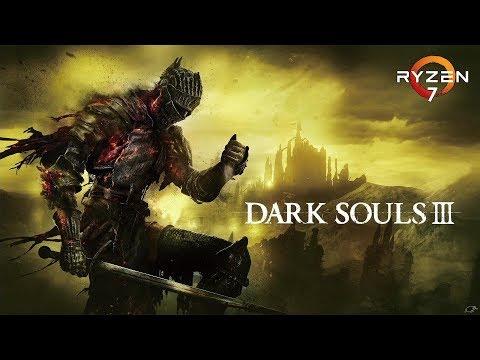 AMD Ryzen 7 2700x - Radeon RX580 - Dark Souls III [Max Settings](Benchmark)