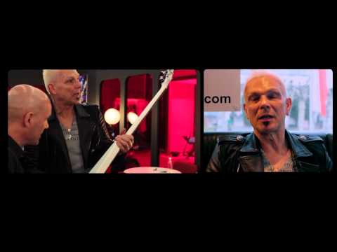 Rudolf Schenker Of The Scorpions Talks About His Signature Guitar