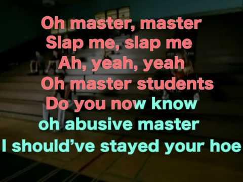 Britney Spears Karaoke (parody version, Lyrics changed!)