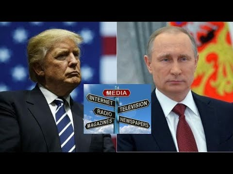 Trump & Russia: When Will Media Lies End? (Russian Jet Shot By Rebels in Syria + Memo)