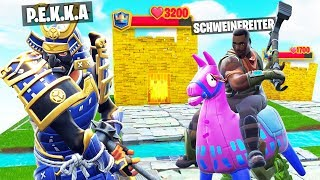 *NEU* CLASH ROYALE Modus in FORTNITE!