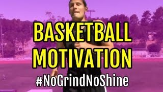 """basketball training motivation video"" - #nogrindnoshine 