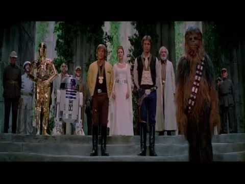Starwars Chewbacca Birthday Song Youtube