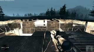 """H1Z1 - Base Raid - Storming """"The Castle"""""""