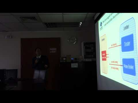 2013.12.03. securities lending and borrowing, by Wayne Chang, Taiwan Stock Exchange