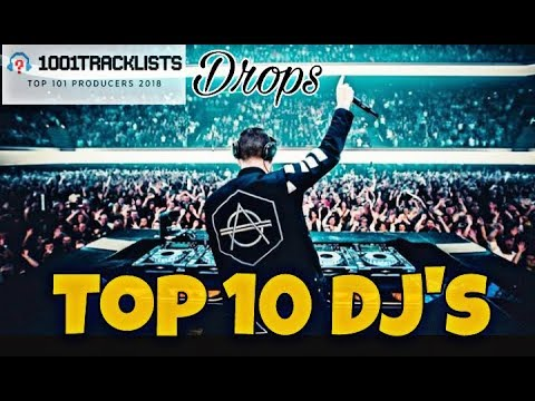 Top 10 EDM Producers 2018 |By 1001 Tracklists|.