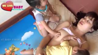 029 Breastfeeding baby   Breastfeeding Benefits for Mom and Baby   Funny video baby #9 720p'