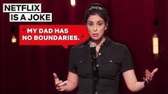 Sarah Silverman's Dad Taught Her The Most Tasteless Jokes | Netflix Is A Joke
