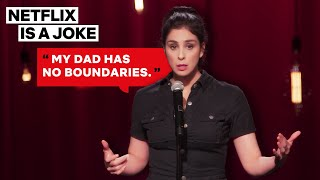 Sarah Silverman's Dad Taught Her The Most Tasteless Jokes | Netflix Is A Joke